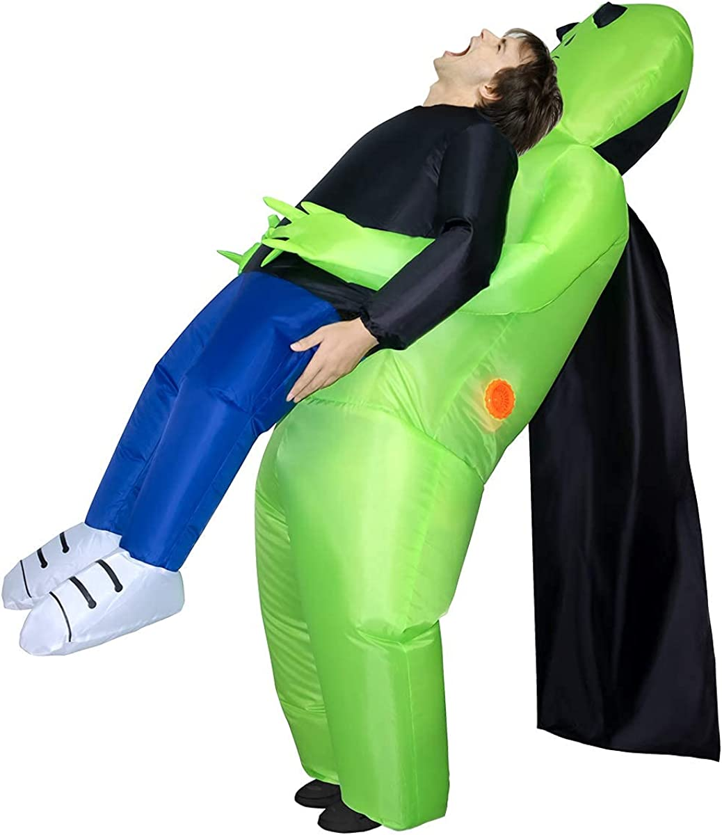 Evoio Inflatable Ranking TOP2 Alien Costume Ranking TOP16 for Halloween Funny Adult