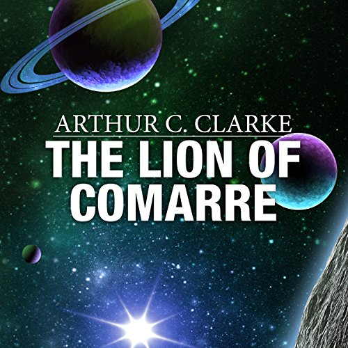 The Lion of Comarre audiobook cover art