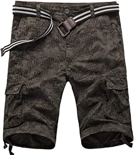 qiu ping Youth Casual Multi-Pocket Trousers Alphabet Sports Tool Straight Men's Trousers