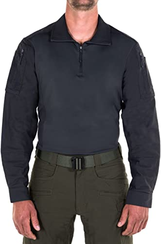First Tactical Hommes Defender Chemise Midnight Navy