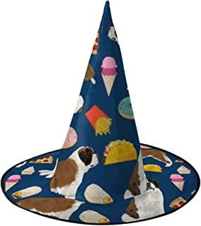 Navy Saint Bernard Cosplay Decoration Toys Halloween Witch Hats Costumes for Kids ¨C Varied Designs