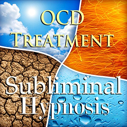 OCD Treatment with Subliminal Affirmations audiobook cover art