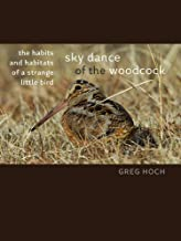 Sky Dance of the Woodcock: The Habits and Habitats of a Strange Little Bird (Bur Oak Book)