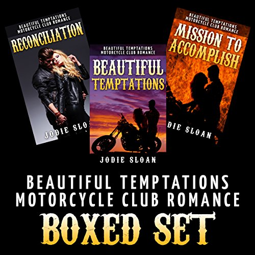 Beautiful Temptations [Motorcycle Club Romance Boxed Set] cover art