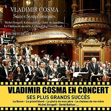 Vladimir Cosma en concert : ses plus grands succès (Suites symphoniques)