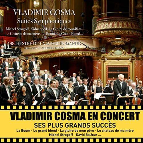Vladimir Cosma & Orchestre de la Suisse Romande
