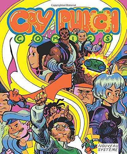 Cry Punch Comics #1