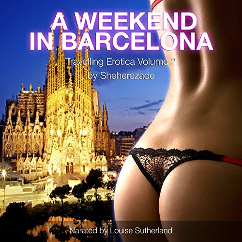 A Weekend in Barcelona audiobook cover art