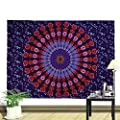 Wall Decor Tapestry, Coolfire Hippie Bohemian Mandala Wall Hanging Tapestry Beach Throw Towel Yoga Mat