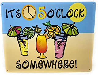 Best it's five o'clock somewhere sign Reviews