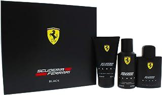Ferrari Black for Men 3 Piece Gift Set