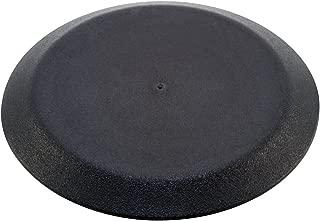 Caplugs 99394395 Plastic Button Plug with Flush Type Heads. BPF-9/16, PE-LD, Hole Size .55-.56