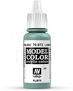 Vallejo Light Green Blue Paint, 17ml