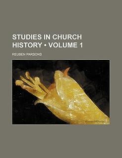 Studies in Church History (Volume 1)