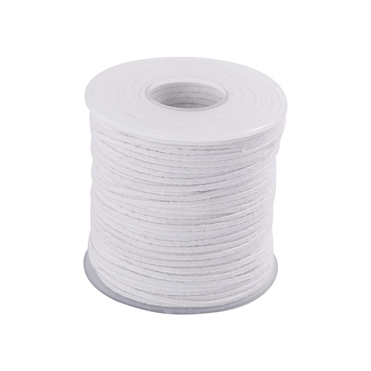 Braided Wick: 39.37 Foot Spool.Candle Wicks for Candle Making,Candle DIY