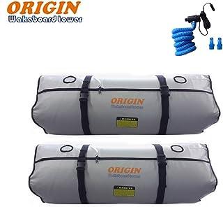 Origin Wakeboard Tower OWT-BB350 surf boat ballast bag Fat Sac 2x 350lbs w pump