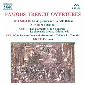 French Overtures (Famous)