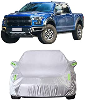 Couverture de Voiture Compatible avec Ford Mustang GT Housse de Protection Voiture /étanche Couverture B/âche ext/érieure Cr/ème Solaire inrayable Protection UV Car Cover Car Covers