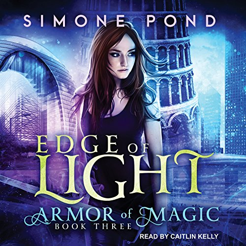 Edge of Light audiobook cover art