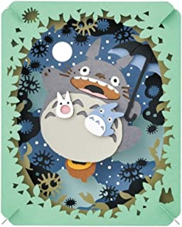 My Neighbor Totoro Moon Glowing Sky Paper Theater