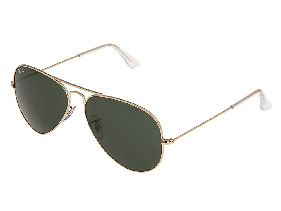 Ray-Ban RB3025 Original Aviator 58mm (Arista/G-15xlt Lens) Metal Frame Fashion Sunglasses