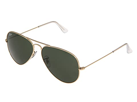 f0d80299337 Ray-Ban RB3025 Original Aviator 58mm at Zappos.com