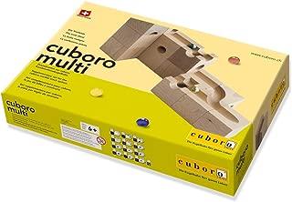 キュボロ (cuboro) キュボロ ムルティ
