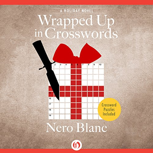 Wrapped up in Crosswords audiobook cover art