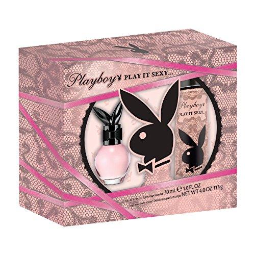 Playboy Female Play It Sexy 2 Piece Fragrance Set