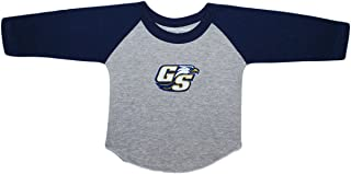 Georgia Southern University Eagles Baby and Toddler 2-Tone Raglan Baseball Shirt