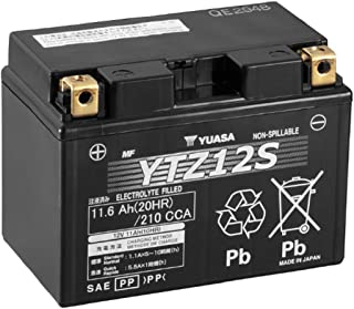 Las bater?as Yuasa YTZ12S