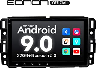Car Stereo, Double Din Car Stereo, Eonon Car Stereo with Bluetooth 8 Inch Car Radio GPS Navigation for Car Support Android Auto/Apple Carplay/Bluetooth 5.0/Fast Boot/DVR/Backup Camera/OBDII-GA9380
