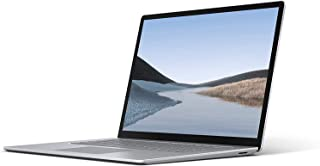 Microsoft Surface Laptop 3 [VGZ-00013] Touchscreen Laptop, AMD Ryzen R5-3580U, 15 Inch, 256GB, 8GB RAM, AMD Radeon™ Vega 9...