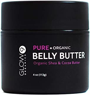 Belly Butter - 100% Organic by Glow Organics