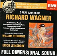 Great Works of Wagner by Wagner