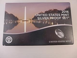Coins: Us 2008 U.s Mint Presidential Proof 4 Coin Set In Original Box & Coa