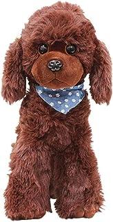 Simulation plush toys مقلد الكلب نموذج لعبة رسم أفخم لعبة دمية فاخر هدية عيد هدية الكلب هدية المنزل الديكور Plush toys FAT...