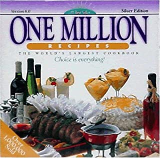 One Million Recipes 6.0 Cooking Software