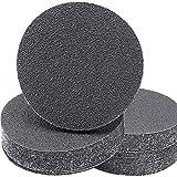 60 Pieza Discos abrasivos para lijar 220 240 320 400 600 800 1000 1200 1500 2000 Lijas Carburo de silicio Grano 125 mm Papeles de Lija