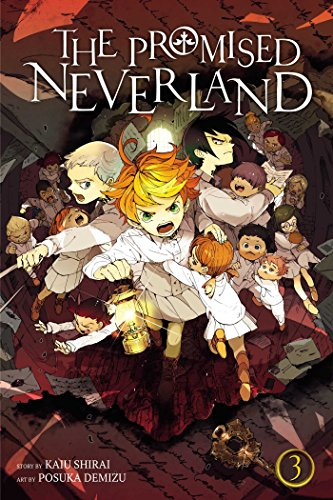 The Promised Neverland, Vol. 3 (3)