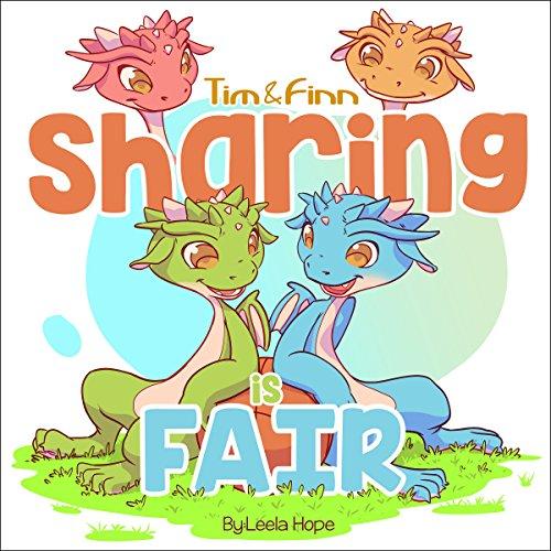Tim and Finn the Dragon Twins: Sharing Is Fair