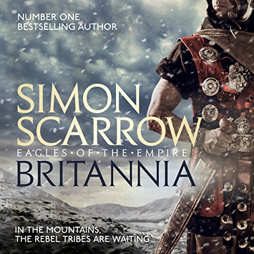 Britannia audiobook cover art