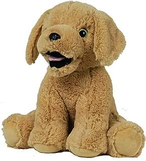 Cuddly Soft 16 inch Stuffed Lab Dog - We Stuff 'em...You Love 'em!