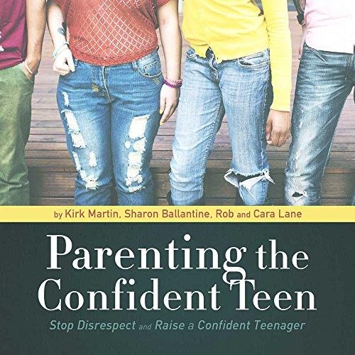 PARENTING THE CONFIDENT TEE 7D