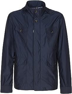 Men's Outdoor Windbreaker Lightweight Jacket Soft Shell Trench Coat