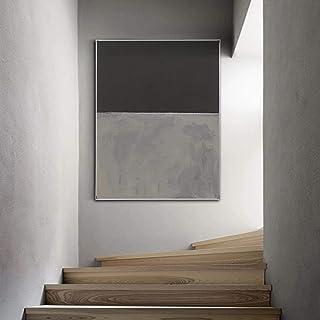 Cuadro en lienzo famoso Mark Rothko Focus Posters Imprimir bloque de color Cuadros artísticos de pared modernos para la de...