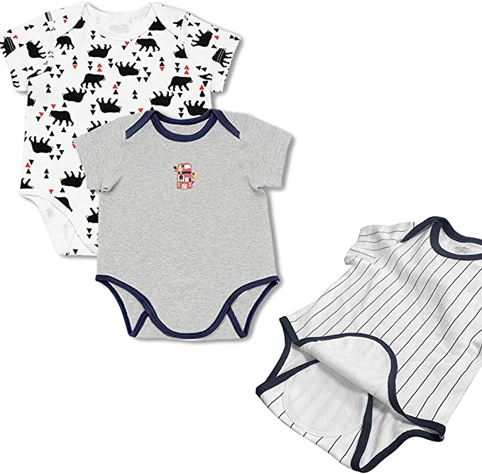 unisex-baby Ultimate Baby Flexy No buttons No velcro No zipper No straps