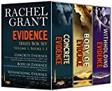 Bargain eBook - Evidence Series Box Set Volume 1 3