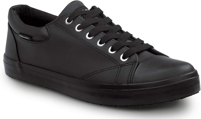 SR Max Philadelphia Women's Skate Style Slip Resistant Soft Toe Work Shoe