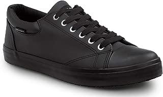 Philadelphia Women's Black Slip Resistant Skate Shoe